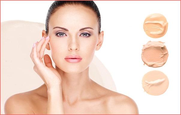 Professional Makeup Artist   Custom Foundation