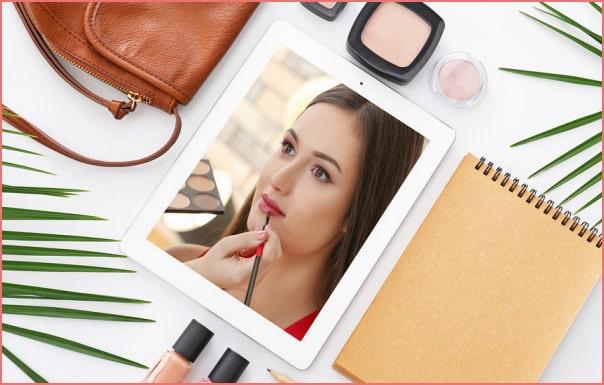Makeup Lessons   Virtual Lessons