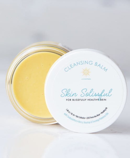 Skin Solissful Cleansing Balm