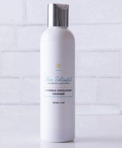 Skin Solissful Mandelic Exfoliating Cleanser